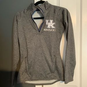 UK champion quarter zip